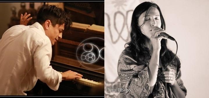 Lisa Frassi e Matteo Giorgioni