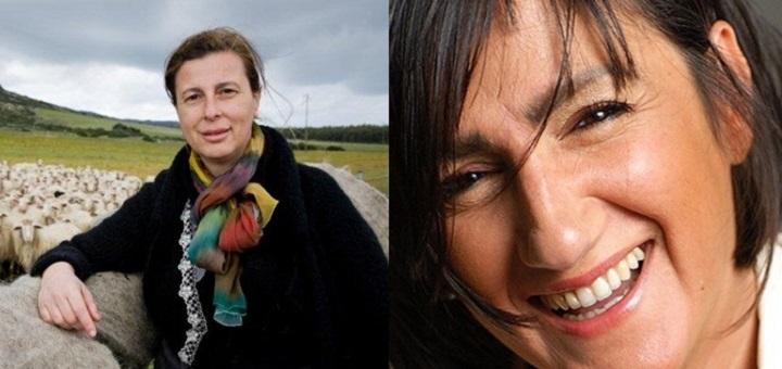 Daniela Ducato e Luciana delle Donne al Festival di Scirarindi